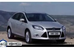 Ford Focus Sedan Detalles