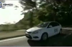 Ford Focus ECOnetic Carretera