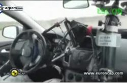 Ford Focus Test Euroncap