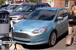 Ford Focus Electric Prueba