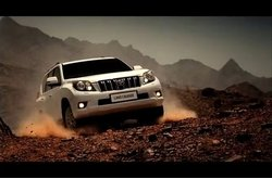 Video Toyota Land Cruiser 200 60 Aniversario