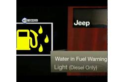 Jeep Grand Cherokee Luz Combustible