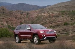 Video Jeep Grand Cherokee Anuncio Comercial