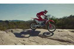 Vídeo Honda CRF450RX 2017