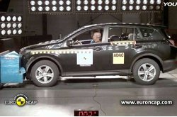Video Toyota RAV4 Crash Test