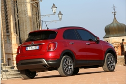 Fotos coches Fiat  Fiat  500X Cross 1.4 MultiAir 103 kW (140 CV) 4x2 DDCT