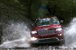 Video Jeep Grand Cherokee Spot
