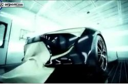 Video Toyota FT-86 Frankfurt 2011