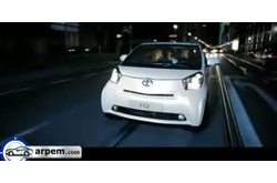 Video Toyota iQ Dinámico