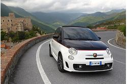 Fotos coches Abarth  Abarth  500C 1.4 16v T-JET 140 CV (Secuencial)