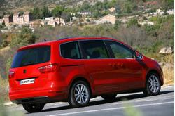Fotos coches SEAT Alhambra