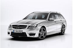 Mercedes-Benz C 63 AMG Estate 2011