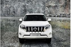 Fotos coches Toyota Land Cruiser
