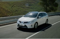 Toyota Auris Touring Sports Exterior