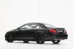 Fotos de coches Brabus Mercedes CL