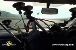 Toyota Auris ESC Test