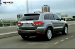 Jeep Grand Cherokee Comercial Offroad
