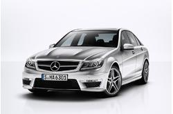 Mercedes-Benz C 63 AMG Berlina 2011