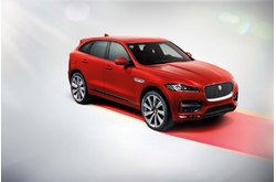 Fotos de coches Jaguar F-PACE