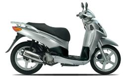Fotos motos SYM HD 125