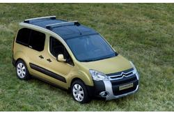 Fotos coches Citroën Furgoneta  Citroën Berlingo Multispace 1.6 HDI SX 75 CV