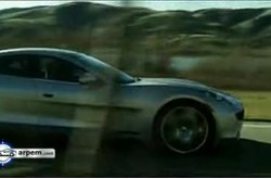 Video Fisker Karma Desarrollo