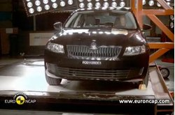 Skoda Octavia Crash Test