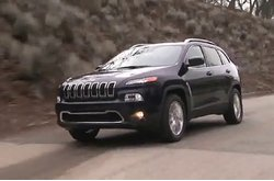 Video Jeep Cherokee Movimiento