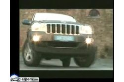 Jeep Grand Cherokee Movimiento