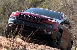 Video Jeep Cherokee Circulanción Offroad