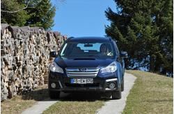 Fotos coches Subaru  Subaru  Outback 2.0 TD Lineartronic Executive