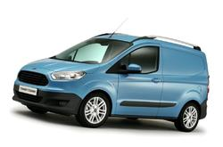 Fotos coches Ford Furgoneta  Ford Transit Courier Kombi 1.5 TDCi 75 CV Ambiente