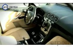 Video Ford Galaxy Interior