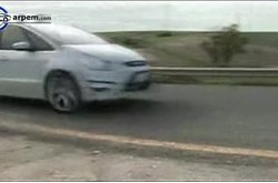 Video Ford Galaxy Carretera