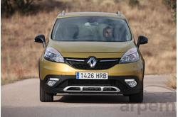Fotos coches Renault  Renault  Scénic Xmod Bose Edition Energy dCi 130 eco2