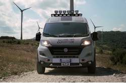 Vídeo Fiat Ducato 4x4 Expedition 2015