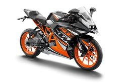 Fotos motos KTM RC 125