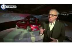 Video Ford Evos Concept Jefe Creativo