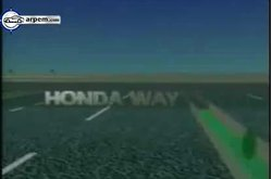Video Honda Reportaje El Camino 1993