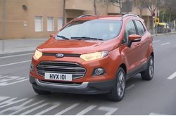 Ford Ecosport Movimiento