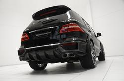 Fotos de coches Brabus ML63