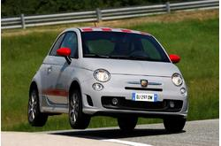 Fotos coches Abarth 500