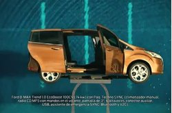 Ford B-Max Comercial TV