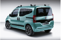 Fotos coches Fiat QUBO