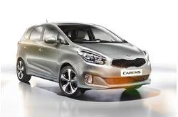 Fotos coches Kia Carens