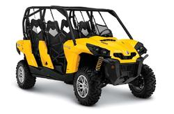 Fotos motos Can-Am Commander Max 1000 						DPS