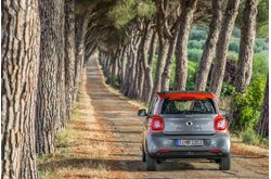 Fotos coches Smart  Smart  forfour 52 kW (71 CV) twinamic