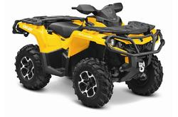 Fotos motos Can-Am Outlander 800R XT