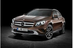 Fotos coches Mercedes-Benz  Mercedes-Benz  GLA 250 4MATIC