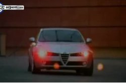 Video Alfa Romeo 159 Movimiento